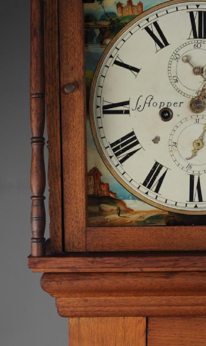 Antique Tall Case Clock - 4