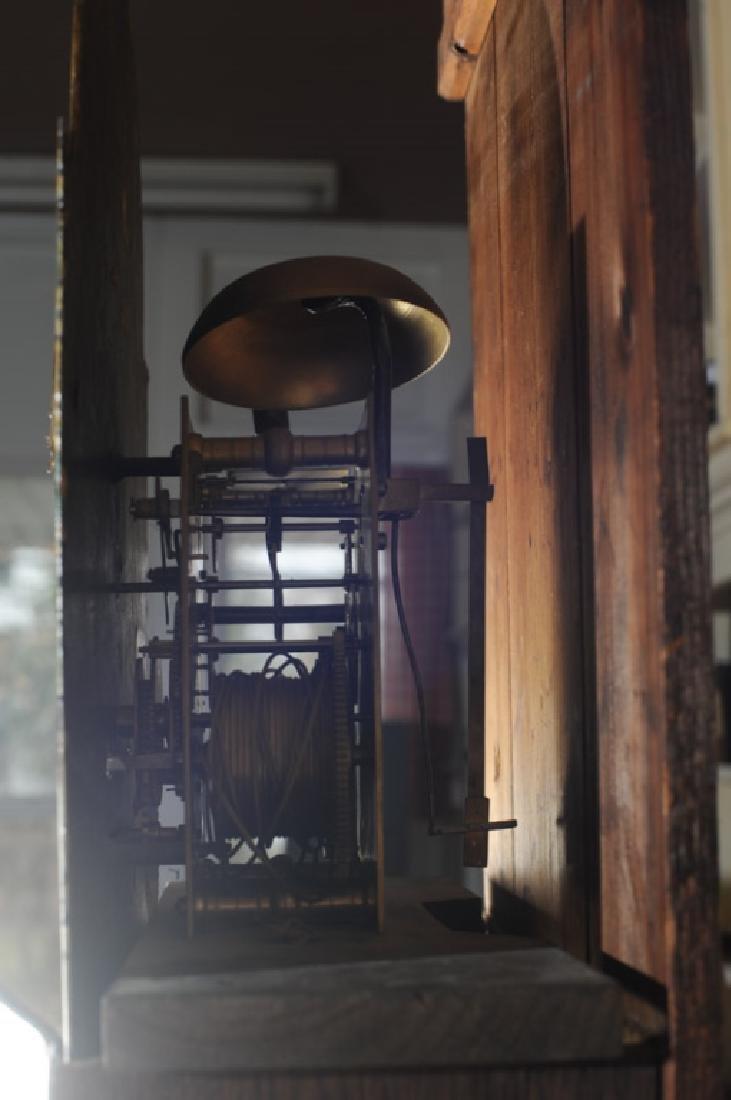 Antique Tall Case Clock - 8