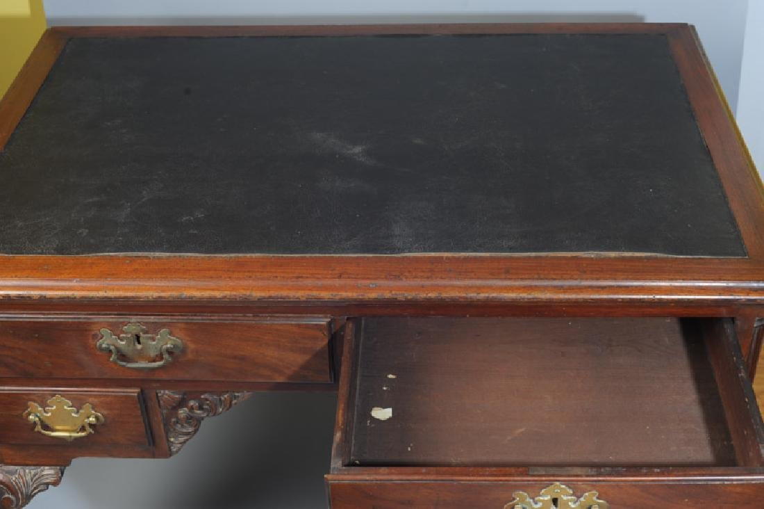 Cadwalader Family Chippendale Writing Table - 10