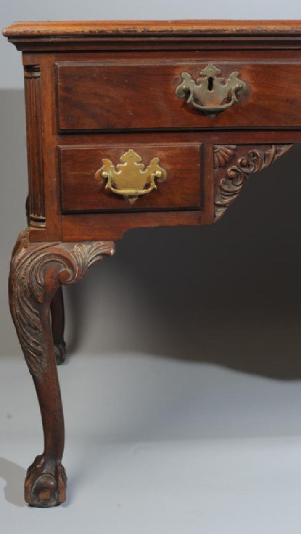 Cadwalader Family Chippendale Writing Table - 8