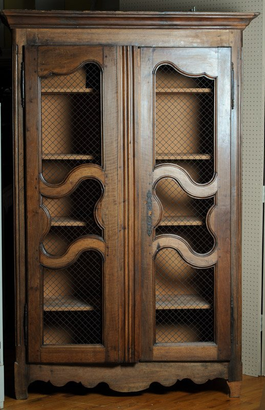 18th / 19th C. French Provincial Cupboard