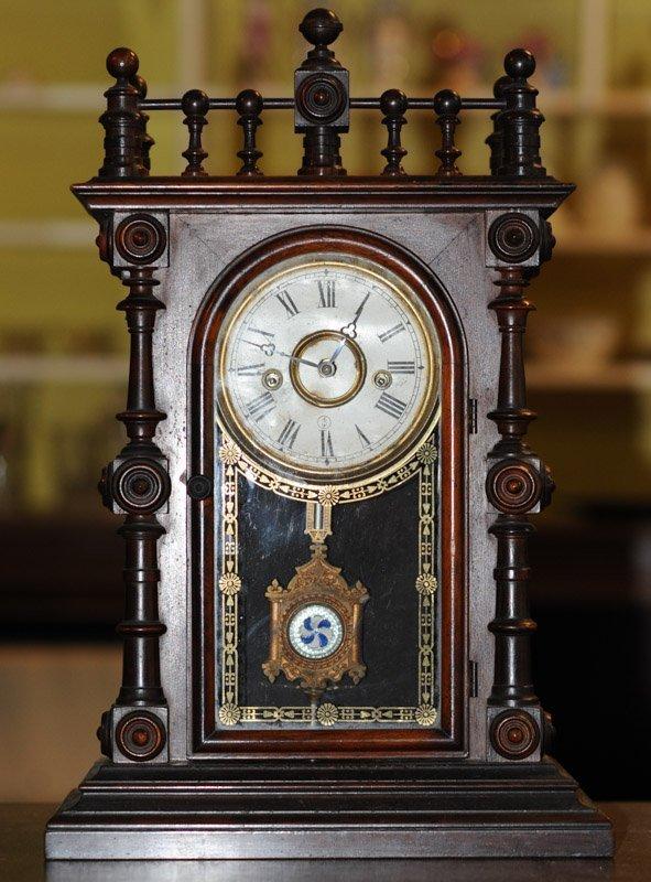 Vintage Bracket Clock