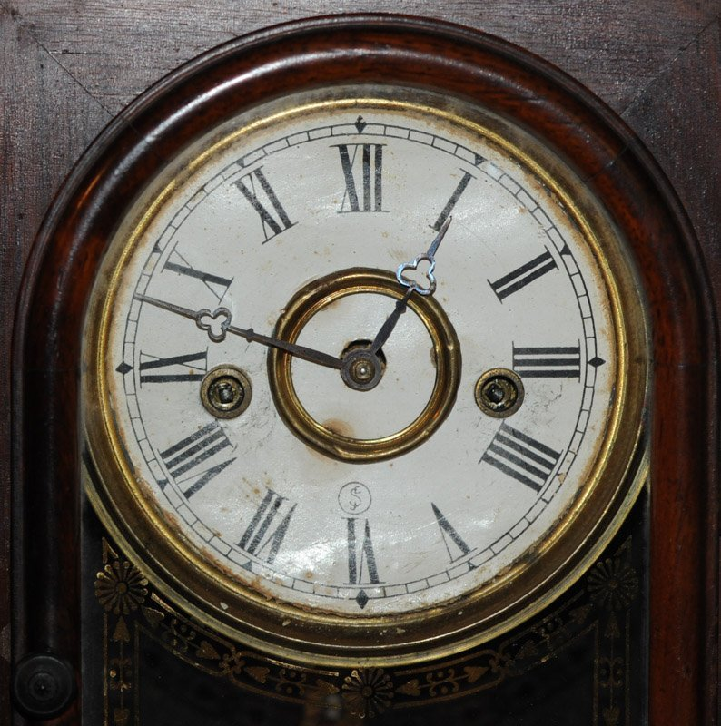 Vintage Bracket Clock - 2