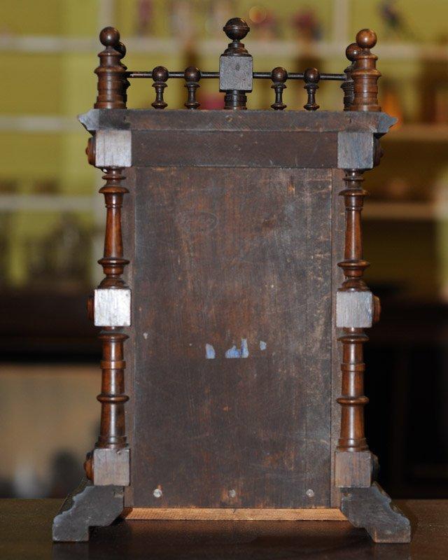 Vintage Bracket Clock - 4