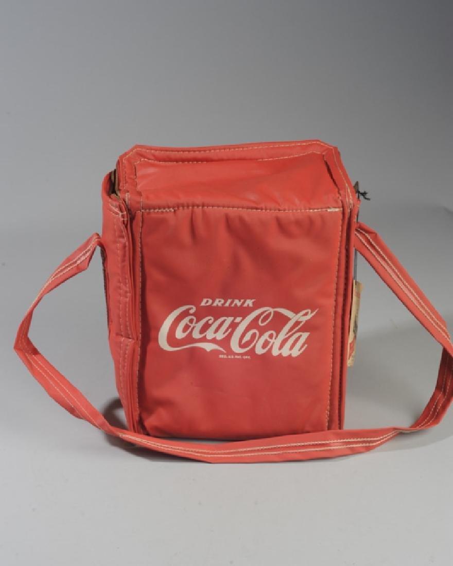 1960 Democratic National Convention Coca Cola Bag - 2