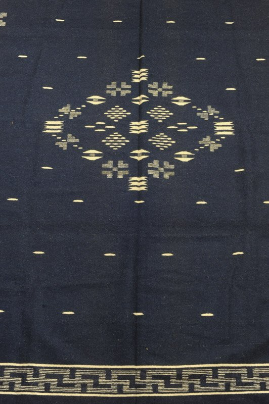 Early 20th C. Chimayo Weaving Textile - 2
