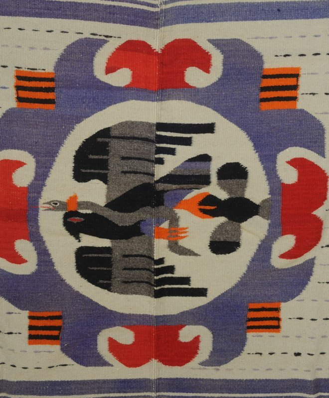 Early 20th C. Mexican Serape - 2