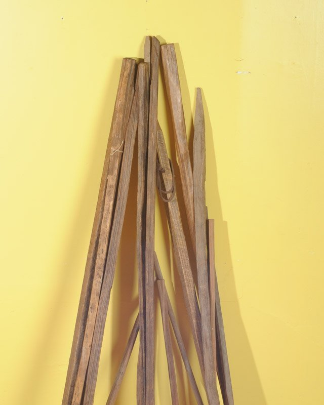 Lot of Early Tobacco Sticks - 2