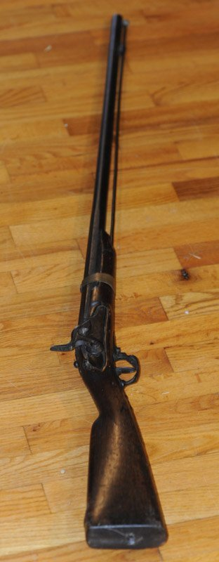 Antique European Musket
