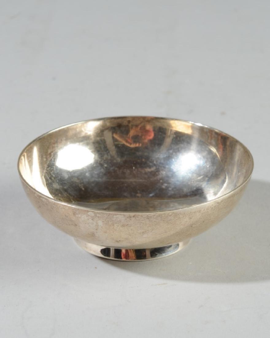 Sterling Silver DeMatteo Nut Dish