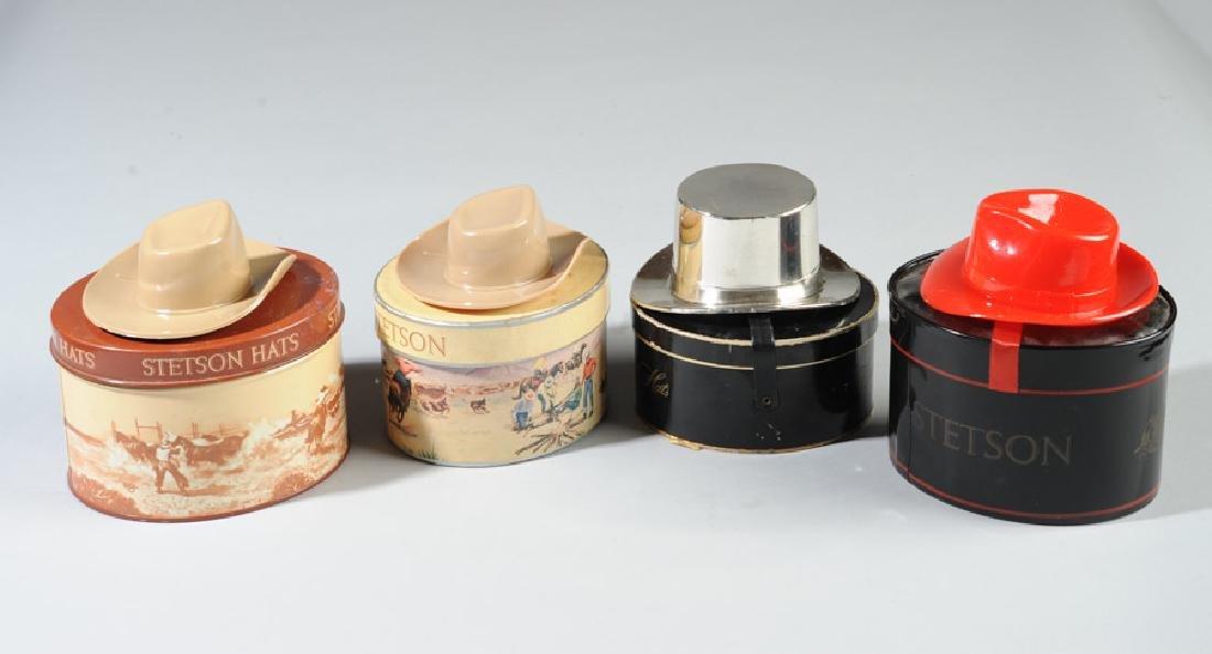 Miniature Hat Boxes