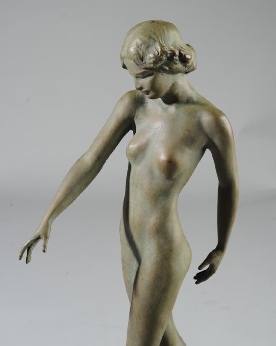 Virginia Morris Pollak (1898-1967) Nude Sculpture - 2