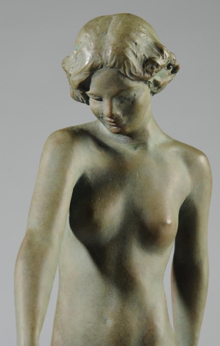 Virginia Morris Pollak (1898-1967) Nude Sculpture - 4