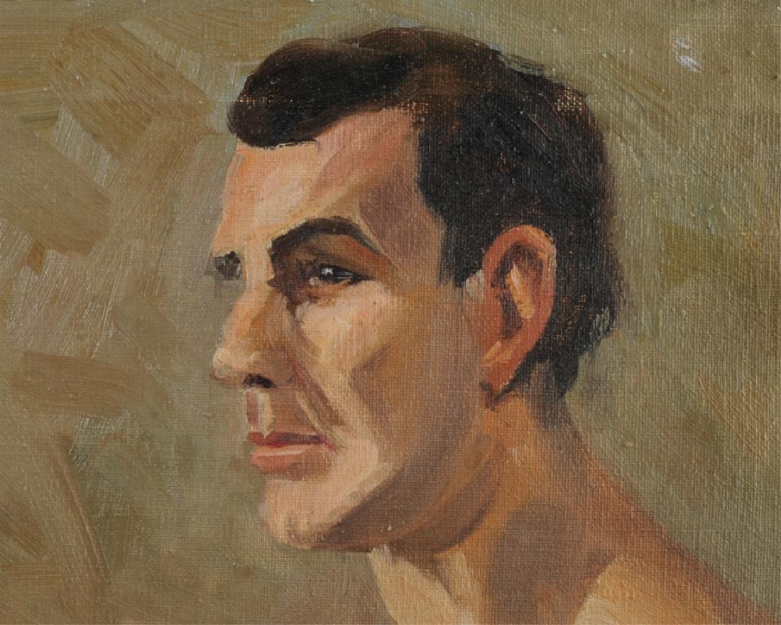 Jim Hunt Oil on Canvas - 2