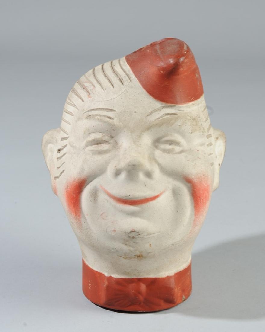 1940s Bisque Buddy Soldier Head