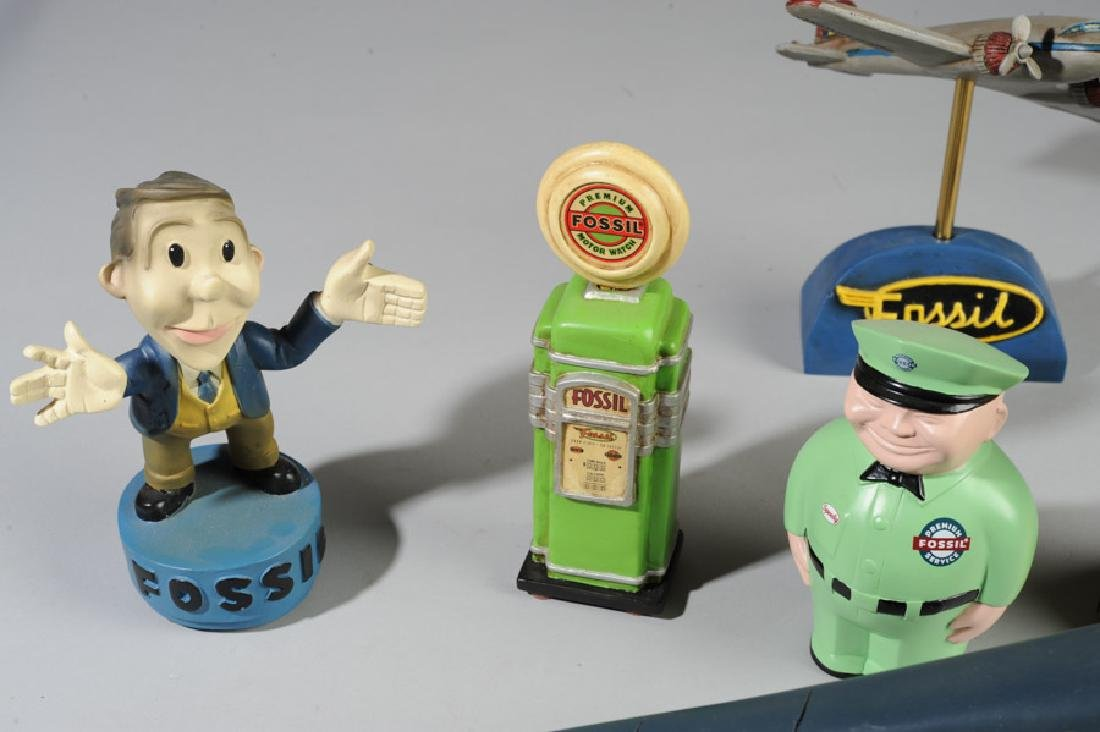 Fossil Watch Collectible Figures - 2