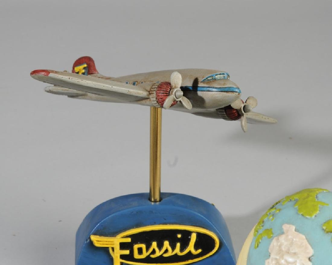 Fossil Watch Collectible Figures - 3