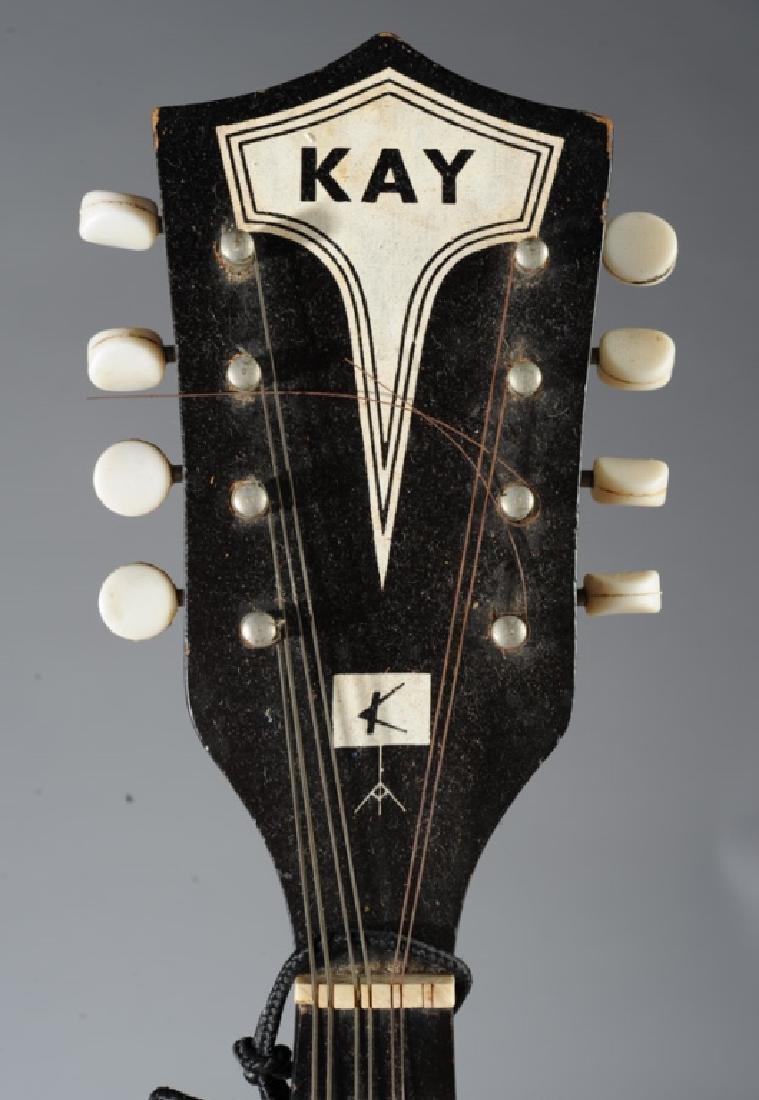 Vintage Kay Mandolin - 2