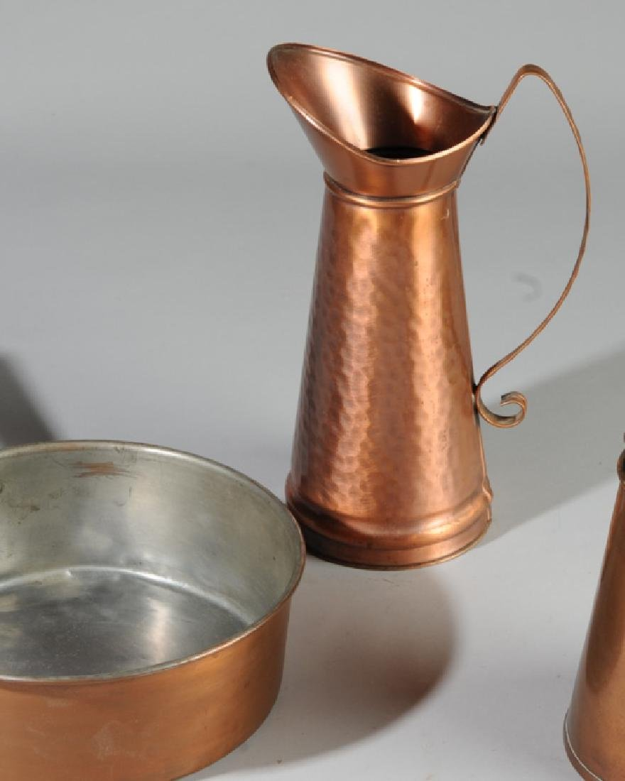 Mixed Copper & Copper Plated Lot - 2