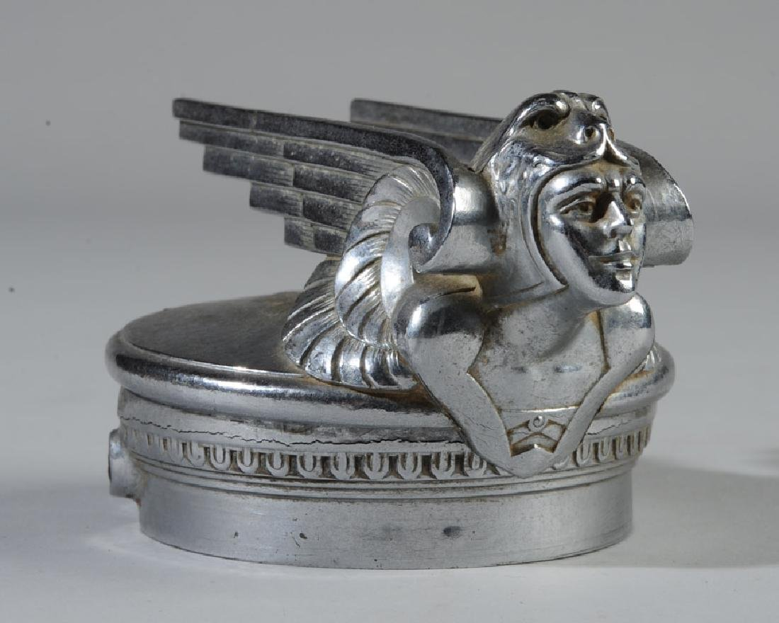 1929-31 Chevrolet Winged Hood Ornament