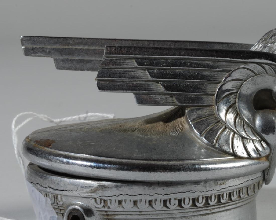 1929-31 Chevrolet Winged Hood Ornament - 3