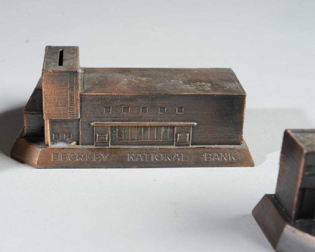 Metal Banthrico Bank Lot - 2