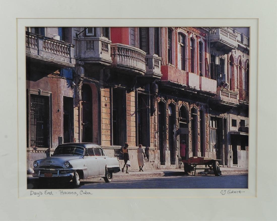 C.J. Groth Photo Havana