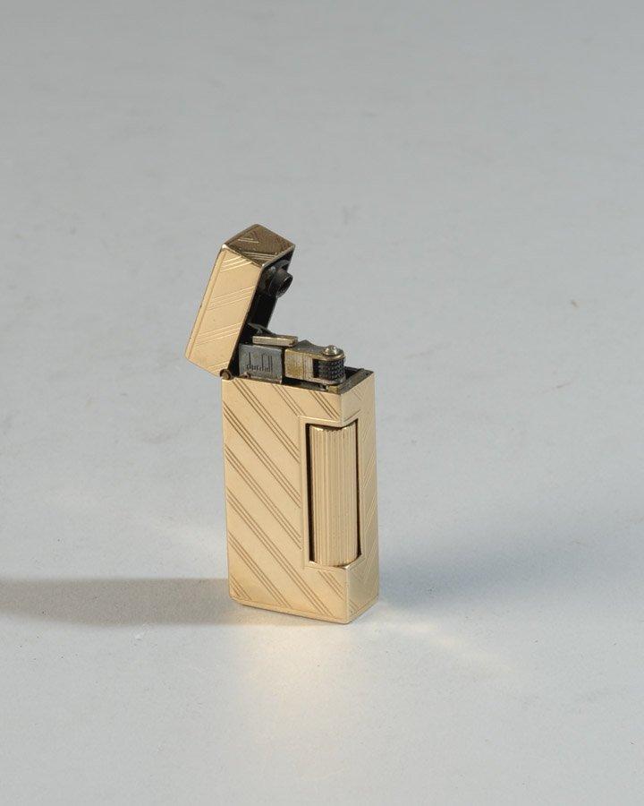 14k Gold Dunhill Lighter - 5