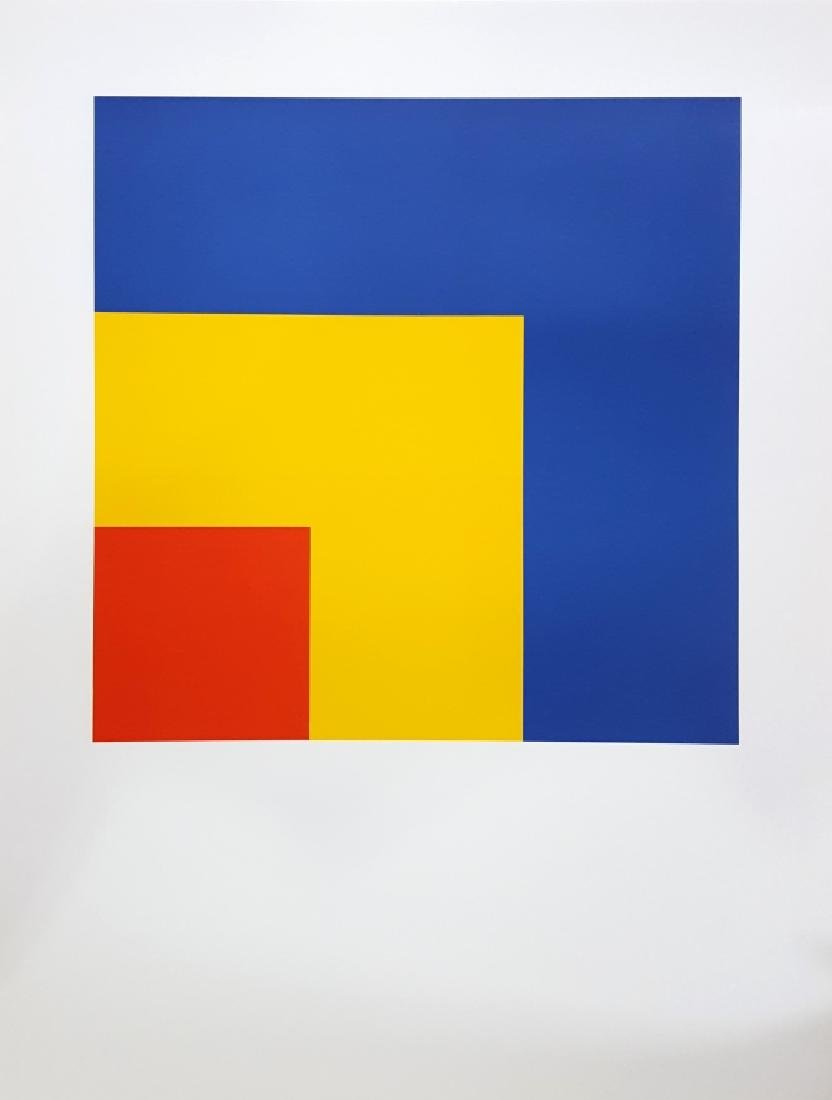 After Ellsworth Kelly (1923-2015) Lithograph