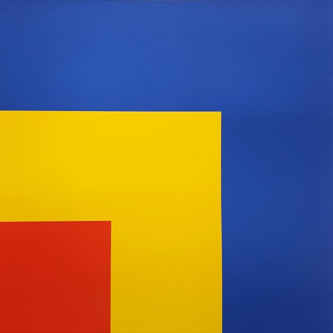 After Ellsworth Kelly (1923-2015) Lithograph - 2