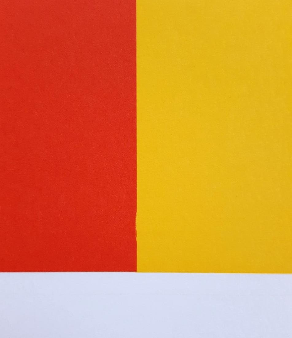 After Ellsworth Kelly (1923-2015) Lithograph - 5