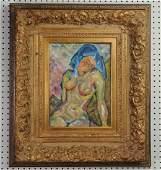 Lyonel Feininger (1871 - 1956) - Attributed