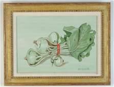 Sophy Regensburg (1885 - 1974) Oil on Canvas