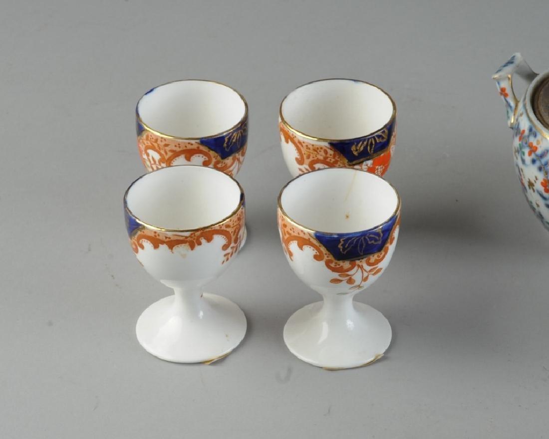 Mixed Mini Porcelain Lot: Bristol, Dresden, etc - 2