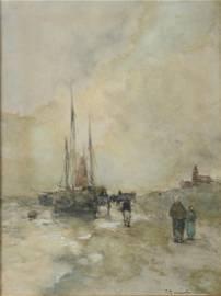 Jan (Johan) Hendrik Weissenbruch (1824-1903)