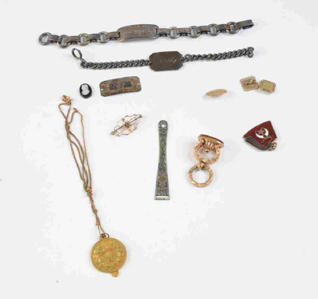 Jewelry and Mixed Lot