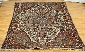 Vintage or Semi-Antique Tribal Persian Rug