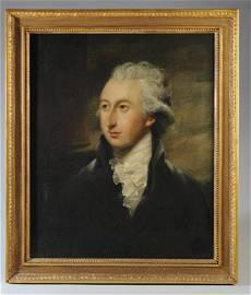 18th C. Portrait of a Gentleman, British School