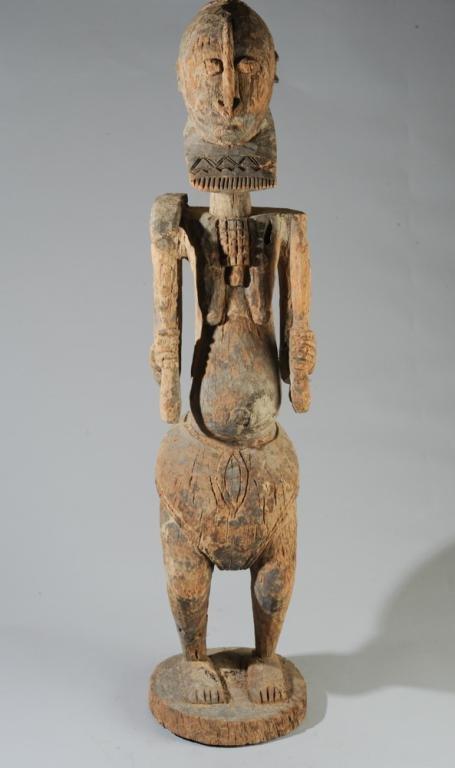Large Dogon Male Figure