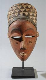Eastern Pende Mask