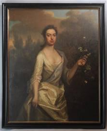 Portrait of a Lady, Manner of Michael Dahl