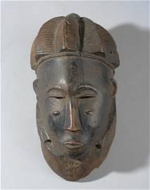 Fine Guro Mask, Ivory Coast