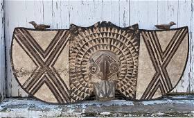 Bwa Yehoti Butterfly Mask, Burkina Faso