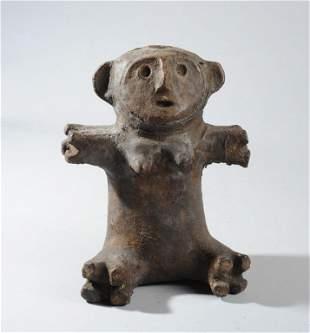 Zigua Terracotta Figure, Tanzania