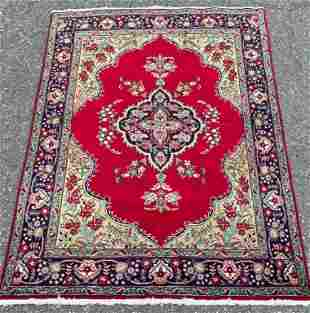 Old Openfield Persian Tabriz