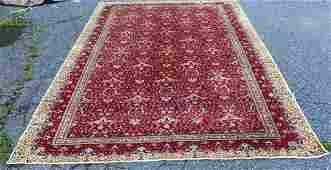 Semi Antique Turkish Rug