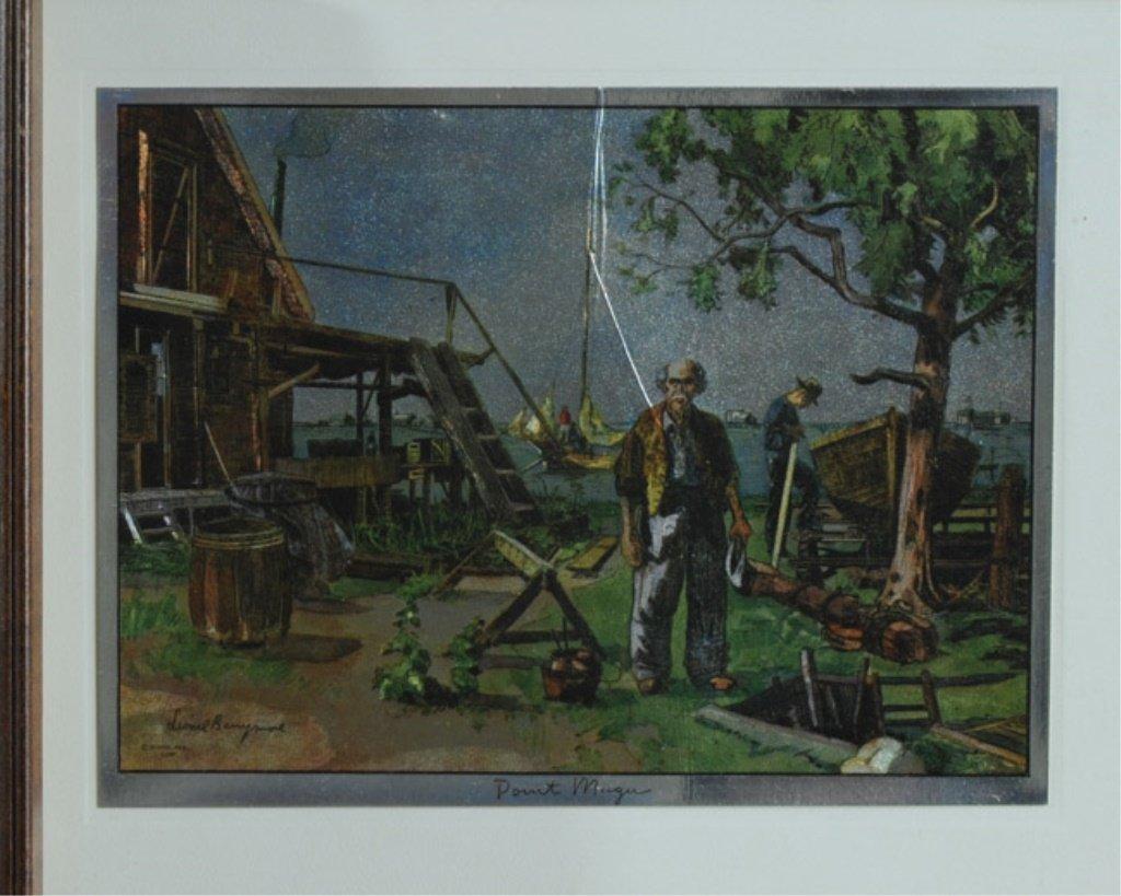 Pair of Lionel Barrymore Art Prints - 3