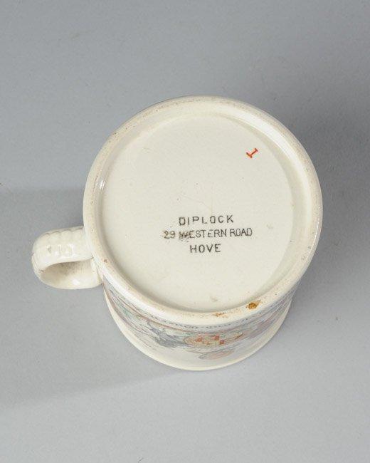 King Edward VII Coronation Mug, 1902 - 4