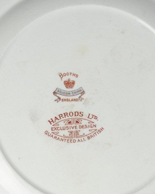 Harrods King George V Coronation Plate, 1911 - 2