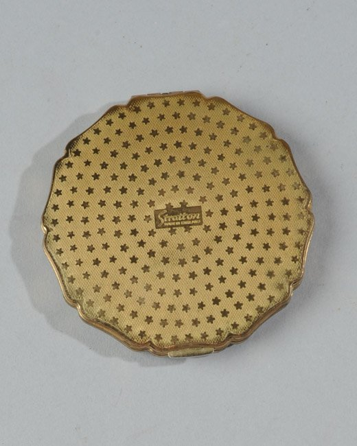 Vintage Stratton Compact - 4